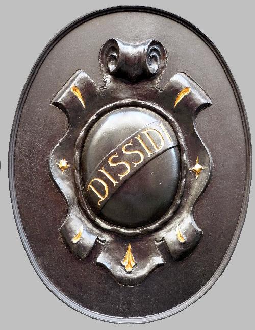 Ecusson Dissidi