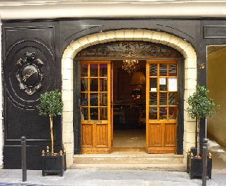 Passage De La Bonne Graine, Paris 11